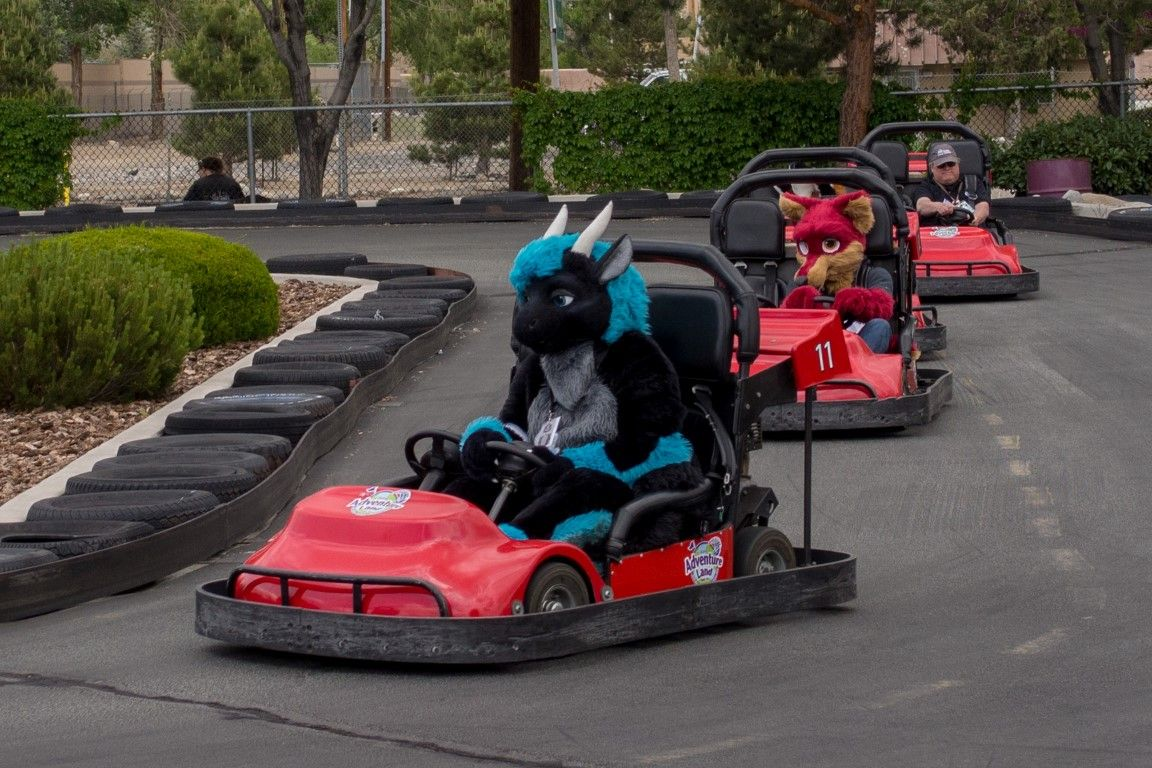 Go Karts Reno >> Personal Costuming And Or Charity Pictures Go Karts At Event In